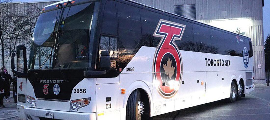 Toronto Six Bus